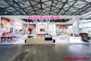 KitchenAid凯膳怡首次登陆中国国际焙烤展