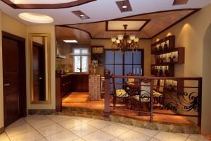玄关柜高度一般是多少玄关柜摆放有哪些禁忌
